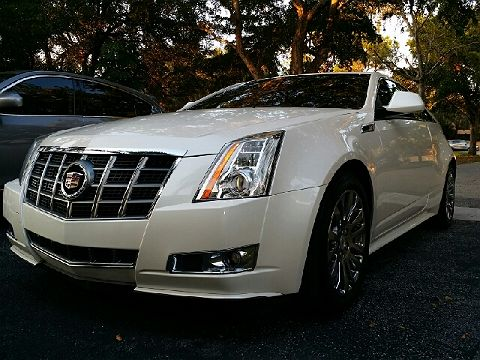 Image of Used 2012 Cadillac CTS Performance
