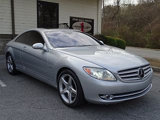 2008 MERCEDES-BENZ CL600