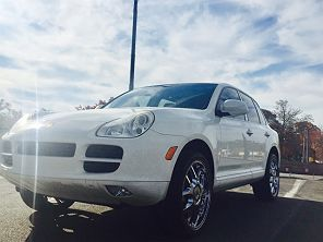 Image of Used 2005 Porsche Cayenne S