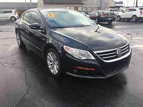 Image of Used 2012 Volkswagen CC Sport