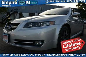 Image of Used 2007 Acura TL Type S