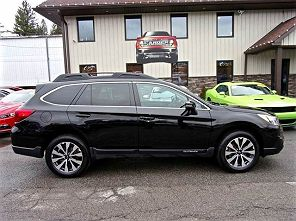 Image of Used 2015 Subaru Outback 2.5i Limited