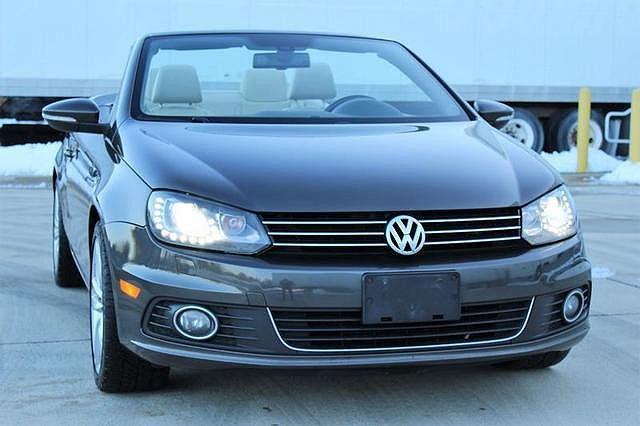 2012 Volkswagen Eos Luxury
