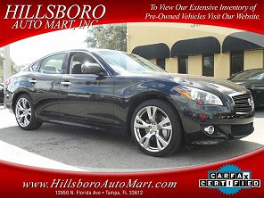 Image of Used 2011 Infiniti M