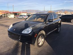 Image of Used 2006 Porsche Cayenne S