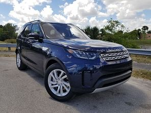 Image of New 2018 Land Rover Discovery HSE