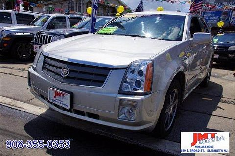 Image of Used 2004 Cadillac SRX