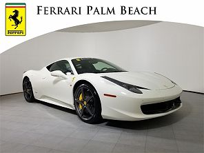 Image of Certified 2015 Ferrari 458 Italia