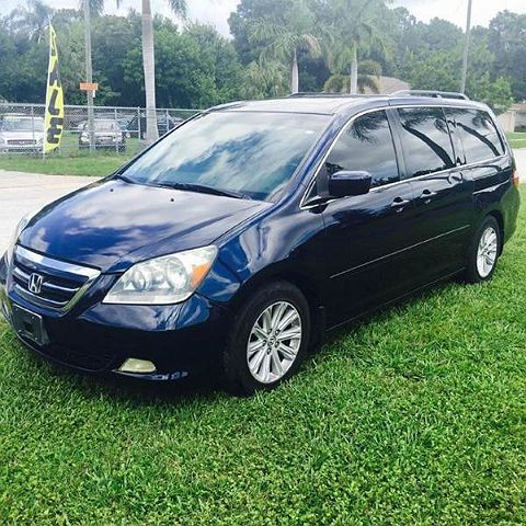 Image of Used 2005 Honda Odyssey Touring