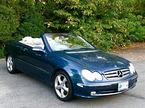 Image of Used 2005 Mercedes-Benz CLK-class 320