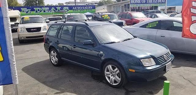 2002 Volkswagen Jetta GLS Turbo