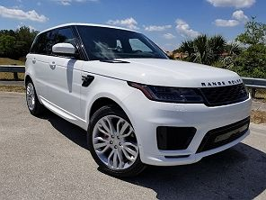Image of New 2018 Land Rover Range Rover Sport Supercharged / SVR Supercharged