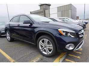 Image of New 2018 Mercedes-Benz GLA-class 250