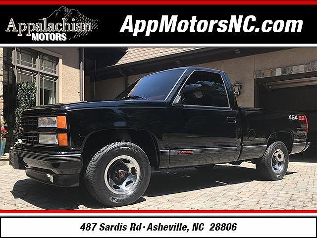 1990 Chevrolet C/K 1500 454SS