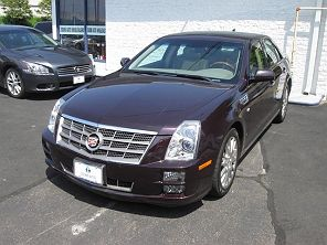 Image of Used 2009 Cadillac STS Luxury
