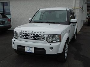 Image of Used 2011 Land Rover LR4 Base