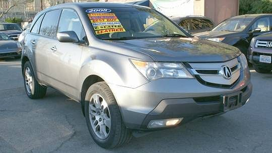 2008 Acura MDX Technology