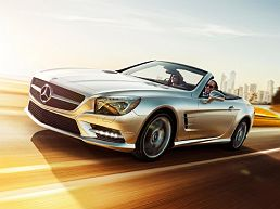 Image of Used 2015 Mercedes-Benz SL-class SL 400