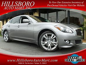Image of Used 2012 Infiniti M