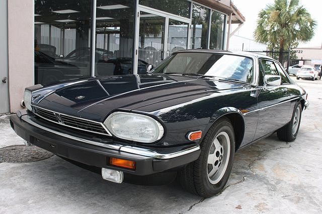 1988 Jaguar XJ XJS