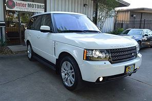 Image of Used 2012 Land Rover Range Rover HSE