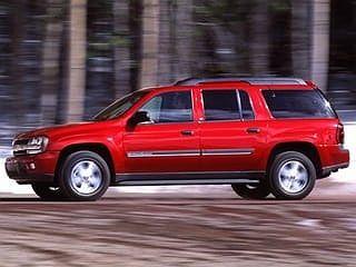 2003 Chevrolet TrailBlazer EXT