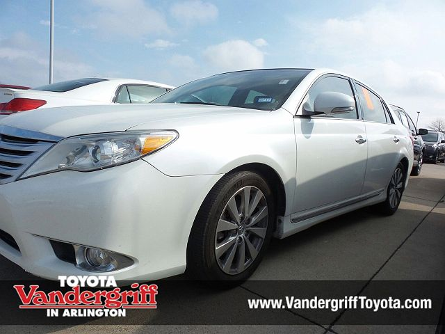 2011 Toyota Avalon Limited Edition