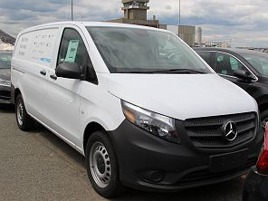Image of Used 2016 Mercedes-Benz Metris