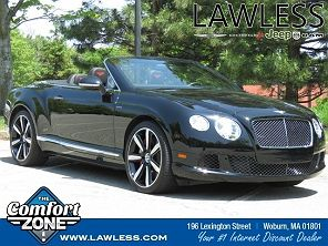 Image of Used 2014 Bentley Continental Flying Spur GTC