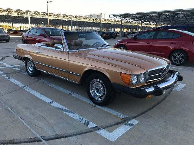 1975 Mercedes-Benz 450 SL
