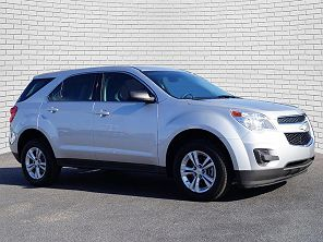 Image of Used 2014 Chevrolet Equinox LS