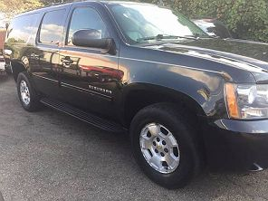 Image of Used 2010 Chevrolet Suburban LT