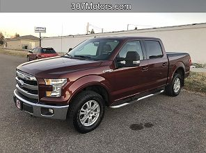 Image of Used 2016 Ford F-150
