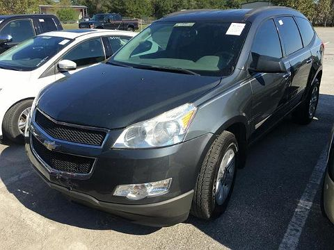 Image of Used 2010 Chevrolet Traverse LS