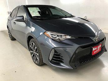 2018 Toyota Corolla SE en venta en Edinburg, TX Image