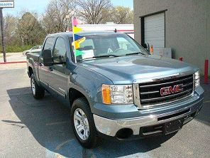 Image of Used 2010 GMC Sierra 1500 SLE