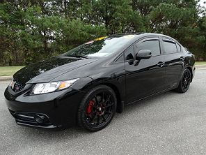 Image of Used 2013 Honda Civic Si Si