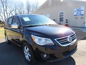 Image of Used 2012 Volkswagen Routan SEL Premium