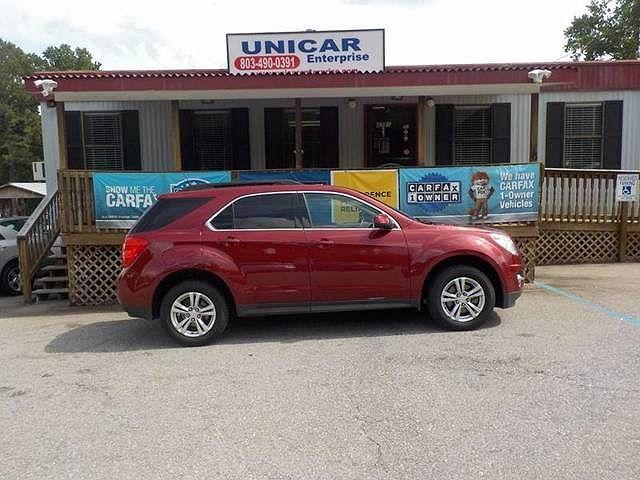 2011 Chevrolet Equinox LT LT2