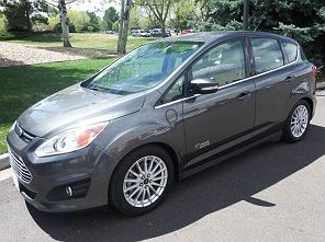 Image of Used 2015 Ford C-Max SEL