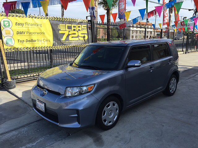 2012 Scion xB Base