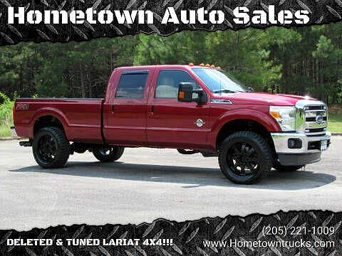 2016 Ford F-350 King Ranch