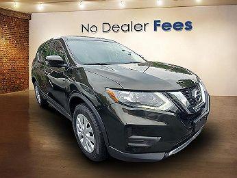 2017 Nissan Rogue S en venta en Woodside, NY Image