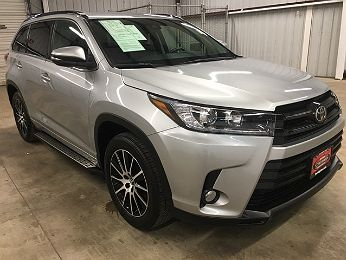 2017 Toyota Highlander XLE en venta en Edinburg, TX Image