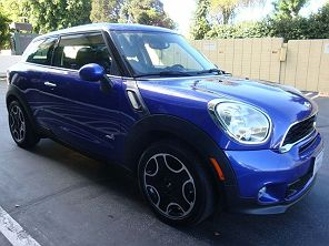 Image of Used 2013 Mini Cooper Paceman S / JCW S