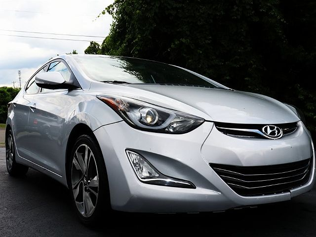 2014 Hyundai Elantra Limited Edition