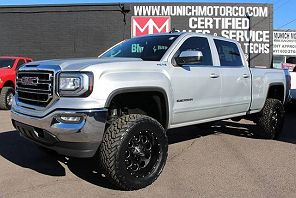 Image of Used 2016 GMC Sierra 1500 SLE