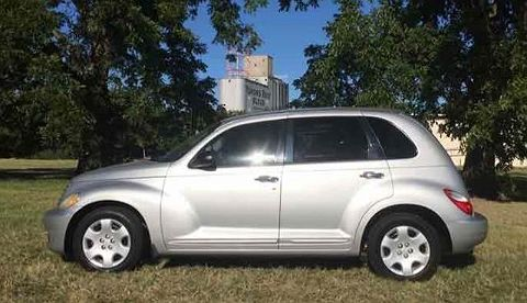 Image of Used 2007 Chrysler PT Cruiser Touring