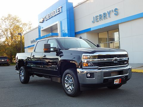 Image of New 2016 Chevrolet Silverado 3500HD LT