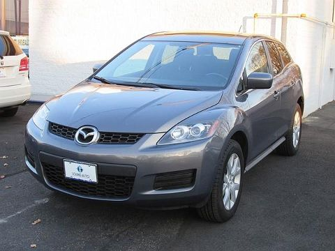 Image of Used 2009 Mazda CX-7